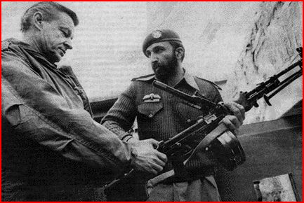Brzezinski with BinLaden 1981 Sygma Corbis Agency Paris